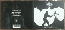 Darkthrone Too Old Too Cold Peaceville Records 2006 CD Digipak Single