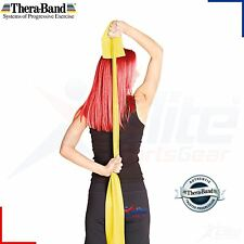Theraband Resistance Bands Yoga Exercise Fitness Physio Strips Catapult NHS