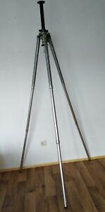 Gitzo Stativ Sehr stabil , ca 75 / 180 cm Kurbelsäule Großformat geeignet
