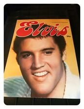 Elvis A Tribute to the King of Rock 1977 - Magazine Book