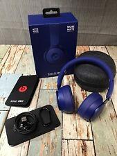 Beats by Dr. Dre Solo Pro On Ear Wireless Headphones - Dark Blue