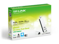 TP-Link WDN3200 N600 WLAN USB Stick 2,4 / 5 GHz Windows Linux Raspberry RT5572
