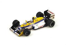 "S4028 Spark 1/43 : FW12 #6 Monaco GP 1988 6th Place Riccardo Patrese ""Barclays"""