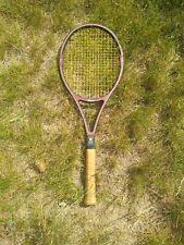 Wilson Jack Kramer Staff Midsize Braided Graphite Tennis Racquet w/ Cover