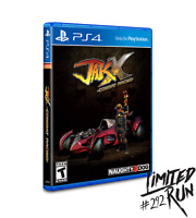 Brand New Sealed PS4 ~ JAK X: Combat -- Limited Run #292 (PlayStation 4, 2020)
