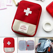 Durable Home Travel Camping Portable Bag Emergency Survival First Aid Kit Bag MN