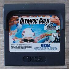 Sega game gear ► Olympic Gold ◄ Module