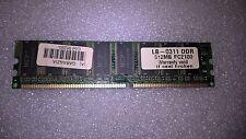 Memoria DDR MCP LB-0311 512MB PC2100 DDR 266MHz 184 Pin