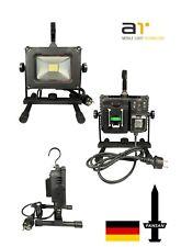 Pansan 20W LED Akku Hybrid Adapter Strahler passt Panasonic Hitachi Makita Bosch