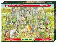 Heye Puzzles - 1000 Piece jigsaw Puzzle  - Jurassic Habitat - Degano   HY29727