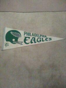 1970's Philadelphia Eagles Pennant