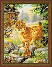 Counted Cross Stitch Kit RIOLIS - Forest landlady
