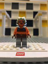 LEGO STAR WARS AHSOKA MINIFIGURE JEDI Minifigures 8098 7751 8037 7675 7680 C2