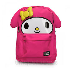 Loungefly x Sanrio MY MELODY LARGE FACE Pink BACKPACK