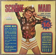 SCHONE MAID - AND OTHER INTERNATIONAL TOP HITS 16 - LP