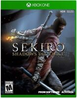 Sekiro: Shadows Die Twice for Xbox One [New Video Game] Xbox One