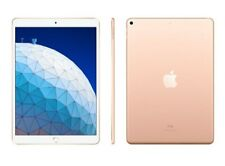 Apple iPad Air (3rd Generation) 256GB, Wi-Fi + 4G (Unlocked), 10.5in - Gold