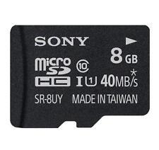 Geschwindigkeitsklasse Class 10 Speicherkapazität 8GB Handy-Speicherkarten mit microSDHC UHS-I