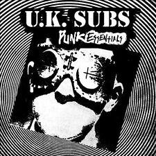 Punk Essentials by U.K. Subs (CD, 2013, 2 Discs, Cleopatra)