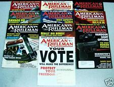 American Rifleman magazine -   11 Months of Issues from 1996
