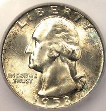 1953-S Washington Silver Quarter ICG MS67 Rare Coin