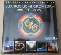 Electric Light Orchestra and Jeff Lynne - New 5CD Set