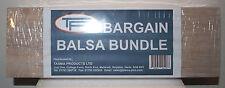 Tasma 156 - Mixed Sizes Balsa Wood Pack 230mm Long x 50mm High x 75mm Wide- T48P