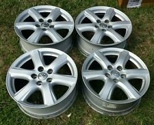 """2007-2014 Toyota Camry 17"""" Factory OEM 6 Spokes All Painted Silver Wheels Rims"""