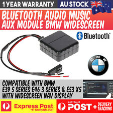 BMW WIDESCREEN BLUETOOTH AUDIO STREAMING MODULE AUX E46 E39 E53 X5 5 3 SERIES
