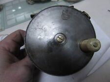 "A1 rare vintage farlows ball bearing perfect style salmon fly fishing reel 4.5"""
