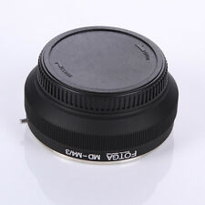 Minolta MD MC to M4/3 Micro 4/3 Adapter LX100 GM5 Mark 2 GX7 GF5 G3 GF6 GH3 GM1s