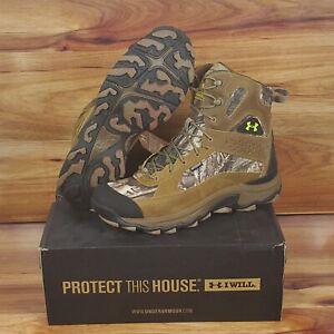 Under Armour Men's Speed Freek Bozeman Hunting Hiking Boot Size 10 1250115-946