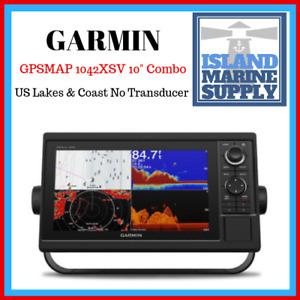 "Garmin GPSMAP 1042XSV 10"" Chartplotter / Sonar Combo 010-01740-03"