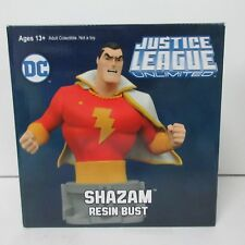 Diamond Select Justice League Unlimited Animated Limited Edition Shazam Bust