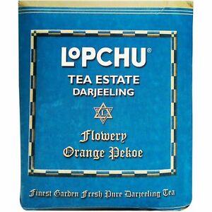 Lopchu Tea Estate Darjeeling Flowery Orange Pekoe