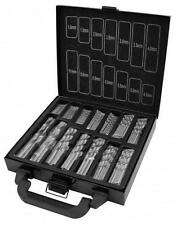 99 Piece HSS Drill Bit Set In Metal Storage Case 1.0 to 10 mm for Wood Metal