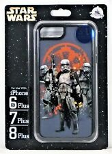 Disney Star Wars 3-D Effect Stormtrooper Apple Iphone 6S/7/8 Plus Cellphone Case