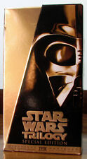 STAR WARS TRILOGY Special Edition Box Set - Video VHS Pal   SirH70