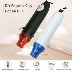 Mini Heat Gun DIY Electric Nozzles Tool Hot Air Gun Drying Paint Embossing Best