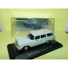 MERCEDES 230 S BREAK UNIVERSAL 1967 Gris ALTAYA 1:43