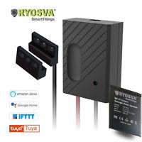 RYOSVA Garage Alexa/Google Smart Phone WiFi Remote Garage Door Opener Controller
