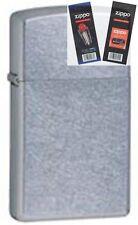 Zippo 1607 slim windproof Lighter with *FLINT & WICK GIFT SET*