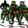 TMNT Teenage Mutant Ninja Turtles 6PCS/Lot Action Figure Anime Movie Collect Toy