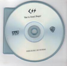 (GJ831) CSS, Rat Is Dead (Rage) - DJ CD