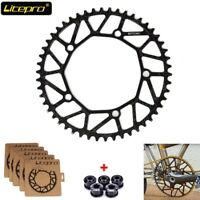 Litepro 130bcd Full CNC Hollow Chainring Narrow-Wide Bicycle Chainwheel 50-58t
