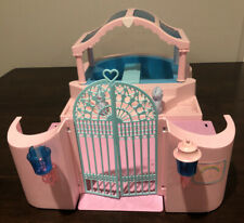 Vtg My Little Pony Paradise Estate Pool, Canopy, And Patio Replacement Pieces