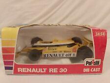Renault RE30 Sn 54 #15 1/23 Polistil F1 Formula 1