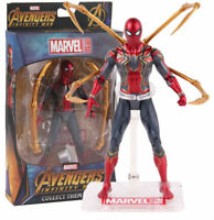 SPIDER-MAN -  Spiderman Avengers Infity War Marvel Figura de Acción, 17 cm