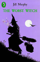 The Worst Witch (Puffin Books) by Jill Murphy, Acceptable Used Book (Paperback)