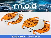 ULTIMATE SLOTTED VW AUDI SKODA SEAT EGR BLANKING PLATE KIT V.A.G 1.2 1.4 2.0 2.5